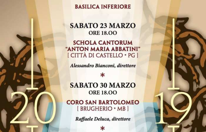 ©Cappella Musicale della Basilica Papale di San Francesco, Assisi