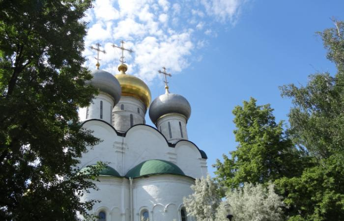 Moscow, Russian Churches