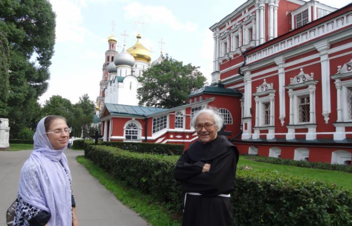 June 2013, Armando Pierucci in Moscow