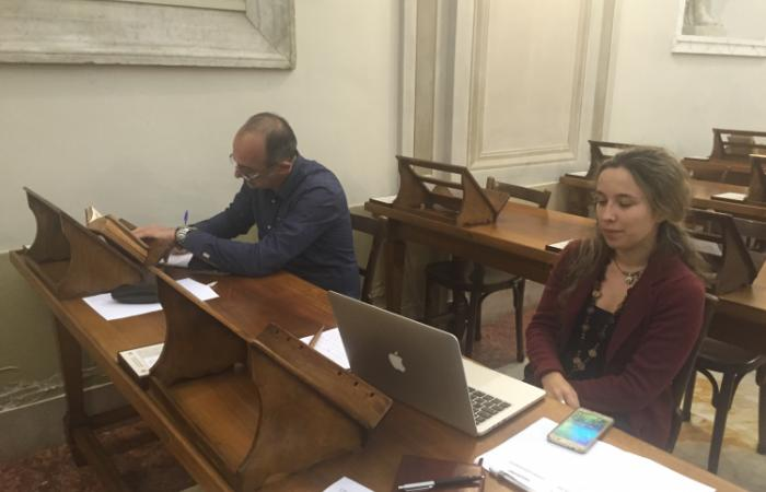 Consultazione_Biblioteca_Vaticana